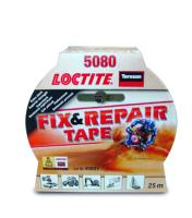 RUBAN ADHESIF AMERICAIN TOILE, FIX & REPAIR TAPE LOCTITE TEROSON 5080