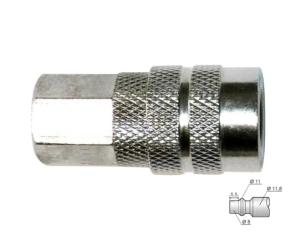 COUPLEUR AIR STANDARD FILETAGE 1/4 NPT
