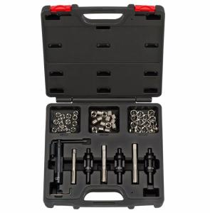 KIT FILETS RAPPORTES M10 X 100, M 12 et M 14 x 125 REPARATION BOUGIES