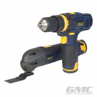 OUTILS MULTIFONCTION 12 V GMC