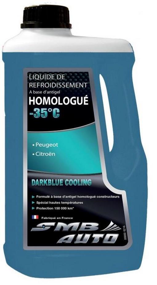liquide de refroidissement bleu vert psa citroen. Black Bedroom Furniture Sets. Home Design Ideas