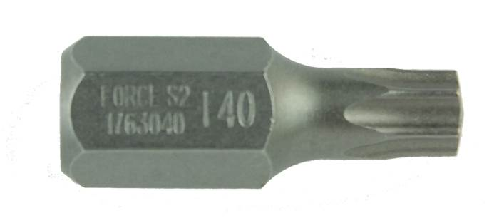 Embout TORX T25 court