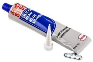 PATE A JOINT SILICONE BLEU  LOCTITE SI 5926 TUBE DE 100 ml