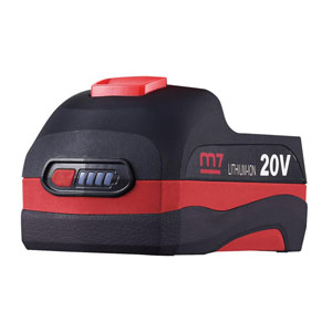 BATTERIE SUPPLEMENTAIRE KING TONY M7 MEULEUSE VISSEUSE 20 VOLTS 5 A