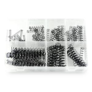 RESSORTS DE COMPRESSION ASSORTIMENT DE 120 RESSORTS