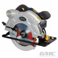 SCIE CIRCULAIRE 165 mm 1200 W GMC