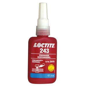 LOCTITE 243 FREIN FILET MOYEN NORMAL PROFESSIONNEL 24 ML