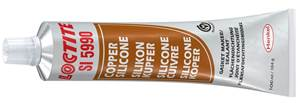 PATE A JOINT SILICONE CUIVRE LOCTITE SI 5990, TUBE 100 ml