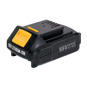 BATTERIE LI-ION 18 V 1.5 AH GMC