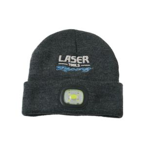 BONNET AVEC LAMPES LED AV/AR LASER TOOLS RACING 7677