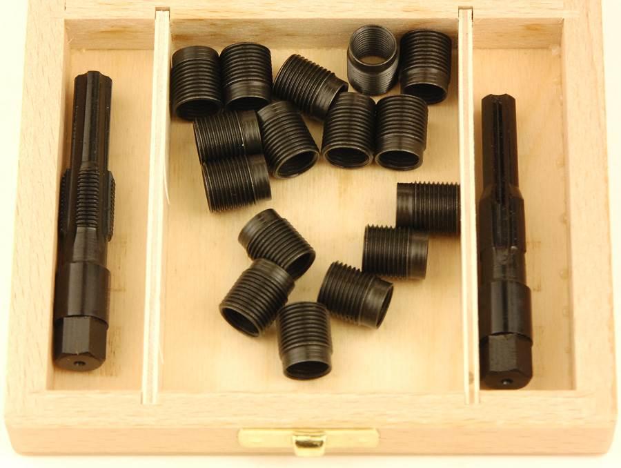 kit reparation bougie de prechauffage 10 x 100. Black Bedroom Furniture Sets. Home Design Ideas